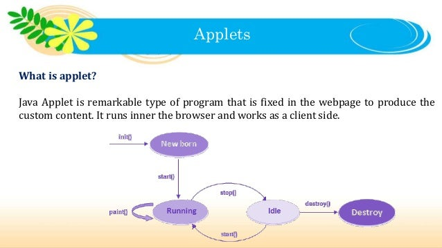 Why java is important in programming language? Slide 3