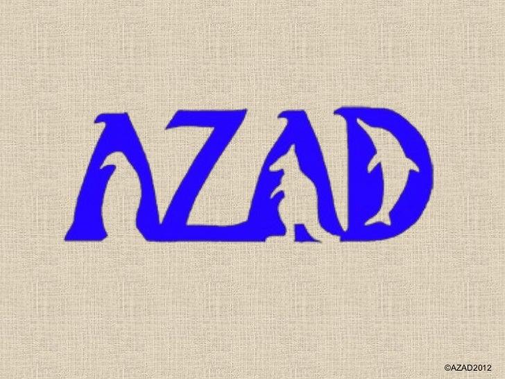 ©AZAD2012
