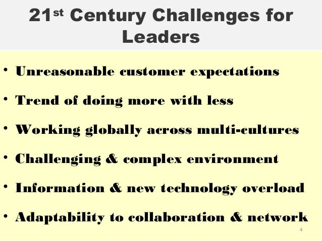 strategic challenges of the 21st century This means that strategic models must include all who will face new challenges in the 21st century management challenges for the 21st century.