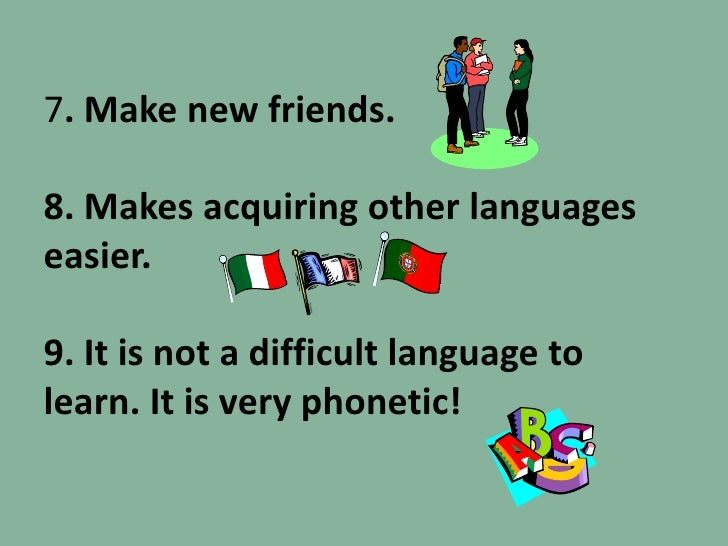 PPT – Why do we learn English? PowerPoint presentation ...
