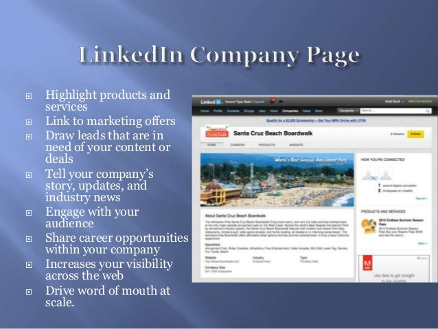  Highlight products andservices Link to marketing offers Draw leads that are inneed of your content ordeals Tell your ...