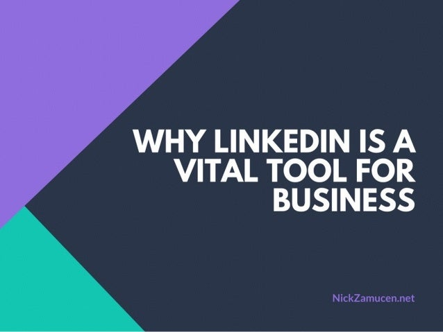 Why LinkedIn is a Vital Tool for Business