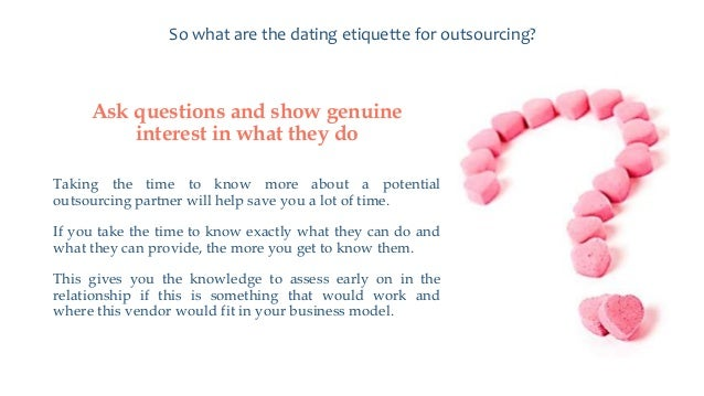 good questions for dating