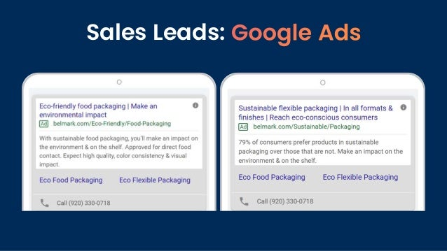 Sales Leads: