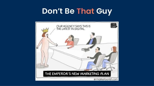 Don't Be Guy