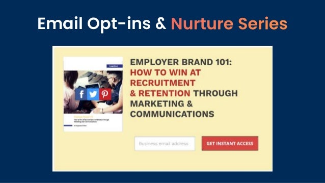 Email Opt-ins &