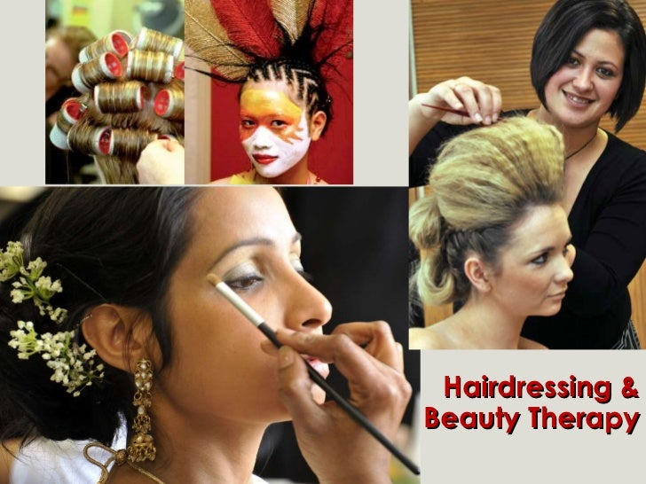 Hairdressing & Beauty Therapy