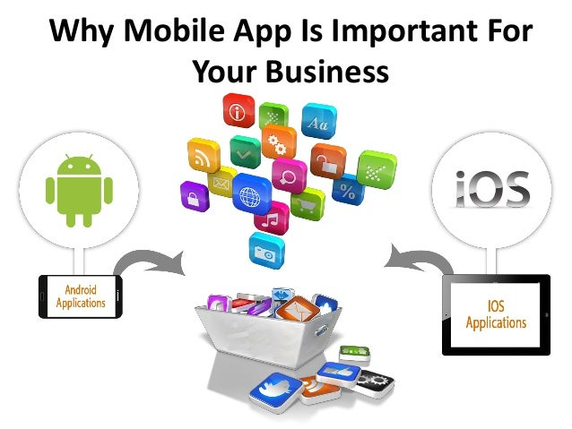 Why Mobile App Is Important For Your Business
