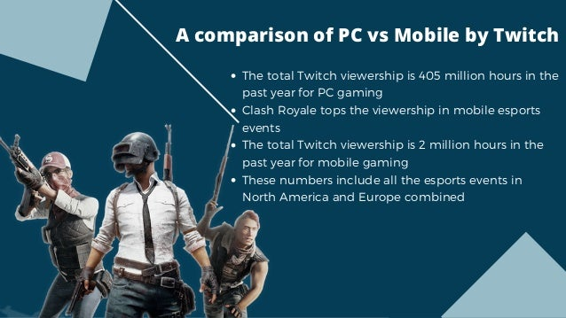 Why mobile gaming is the future of mobile esports  Slide 3