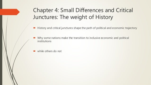 why nations fail chapter 8 summary