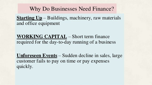 different sources of short term financing and their characteristics What are the five different sources of short-term  listing the different sources of short-term financing  policies and their respective characteristics.