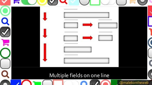 @malekontheweb Multiple fields on one line