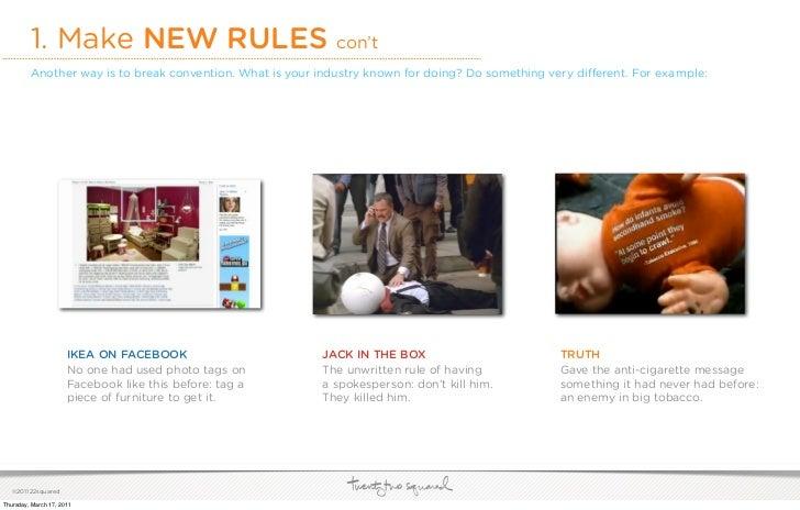 Brand Strategies That Ignite Consumer Conversation