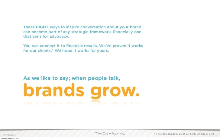 1ab6136dff970f How to Get People to Talk About Your Brand