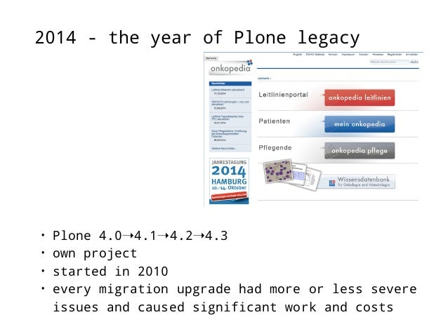 I am not talking about UX with Plone