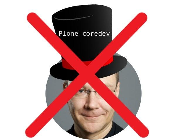 Plone coredev