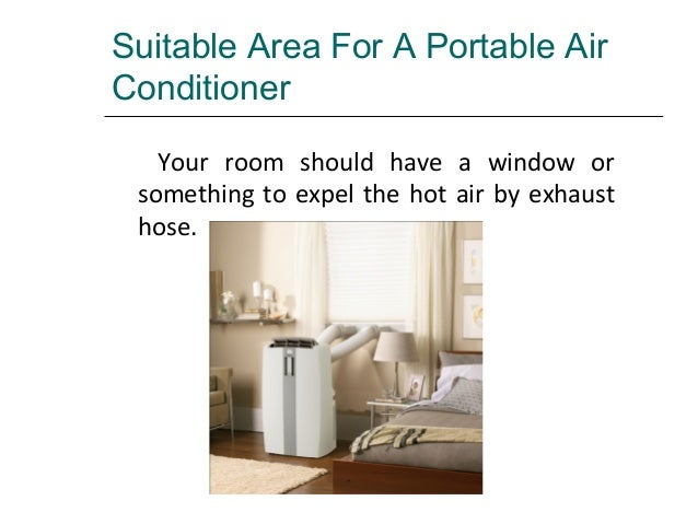 Why Portable Air Conditioner For Small Room