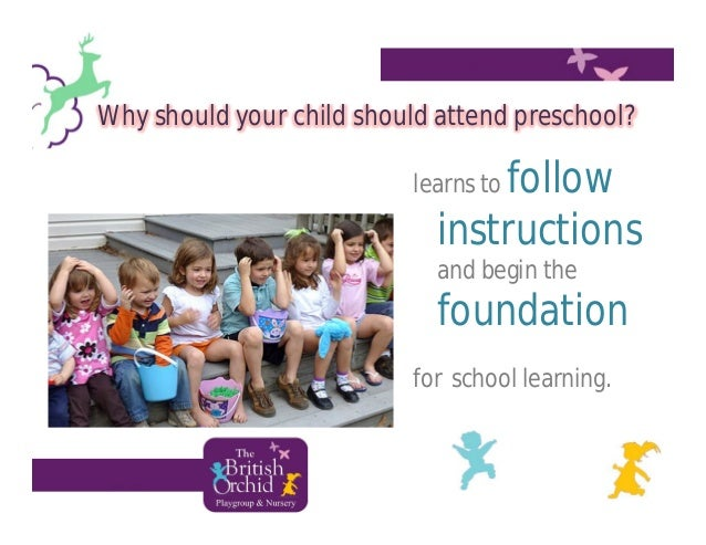 when do kids go to preschool why should your child quot should quot attend preschool 851