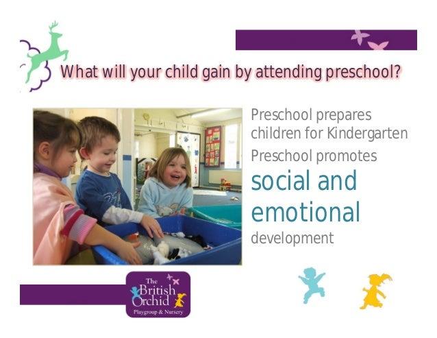 What should children learn in Kindergarten? - YouTube