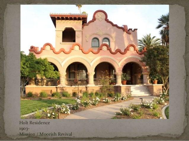 Burrage Mansion 1901 Mission Revival