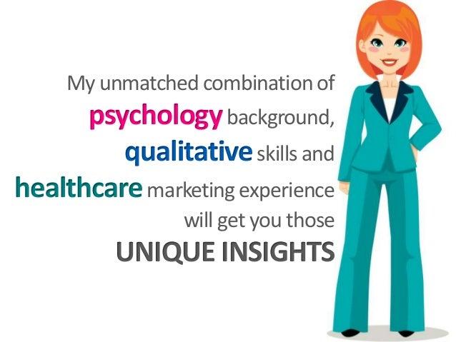 Why Patricia Wojdyla Qualitative Research Slide 2