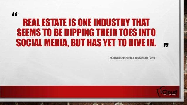 Why Real Estate Needs Social Media Slide 2
