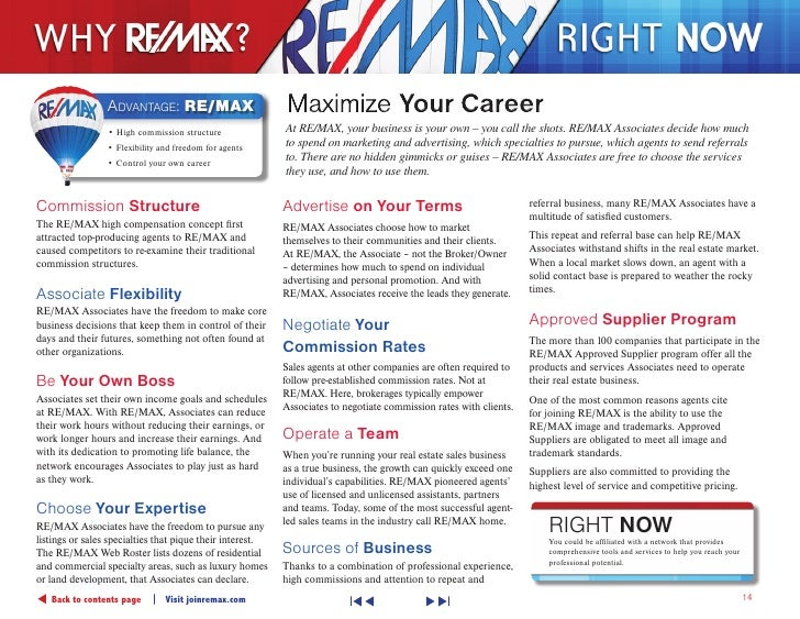 Why Remax?