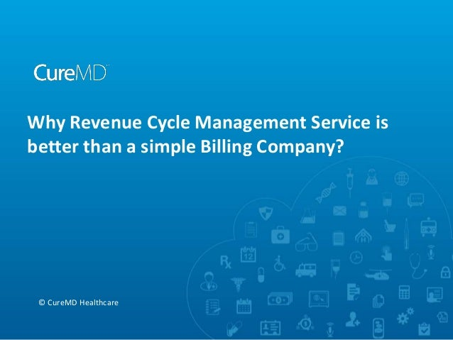 why revenue cycle management service is better than a simple billing company