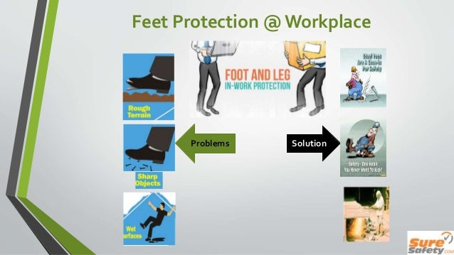 Why Wear Safety Shoes In The Workplace