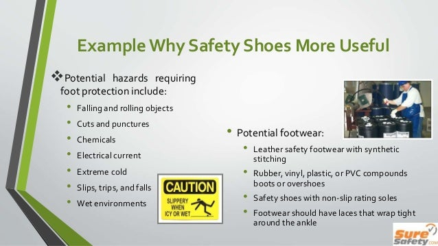 Protect Your Feet At Workplace Using Safety Shoes