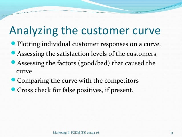 "why satisfied customers defect Why customer participation matters jr, ""why satisfied customers defect we also calculated the total effect of customer satisfaction on customer."