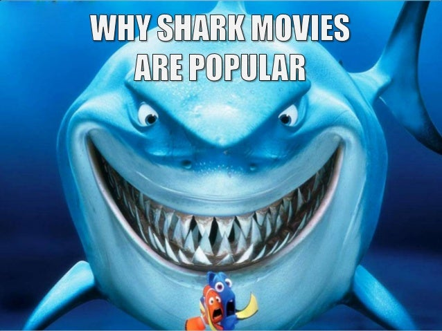 THE APPEAL People have always found sharks to be mysterious Sharks are built for only one thing; to kill prey With teeth t...