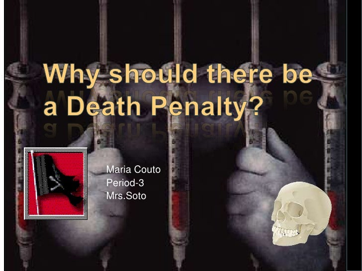 should death penalty be used for Death penalty for minors table of contents: introduction early history of the juvenile death penalty in united states adoscelence recent case law supreme(.
