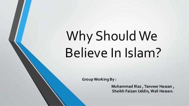 Why should we final Slide 3