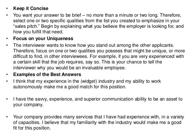 an essay on why i should be hired
