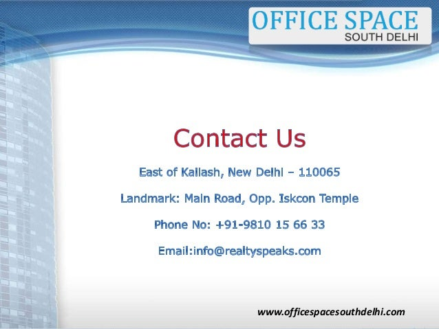 Cool Why Should You Look For An Office Space In Nehru Place Largest Home Design Picture Inspirations Pitcheantrous