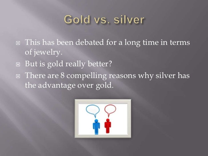 Why silver jewelry is more beneficial than gold