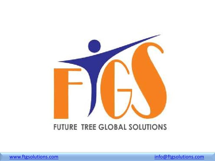 www.ftgsolutions.com   info@ftgsolutions.com