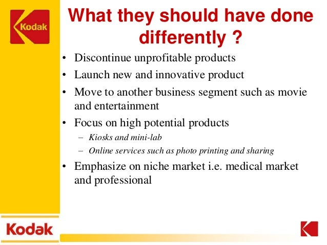 why kodak failed and how Yet kodak failed in making the right strategic choices this isn't an academic question for vince barabba but rather the culmination of his life's work he has spent much of his career delivering market intelligence to senior management.