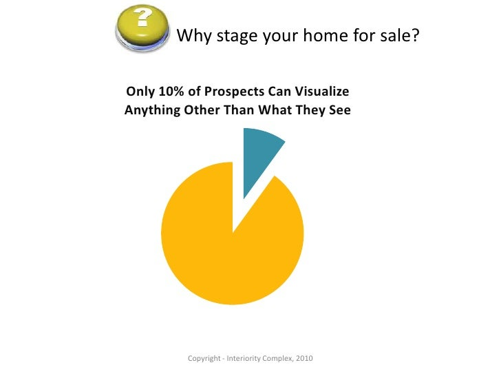 Why stage your home for sale for Staging your house for sale