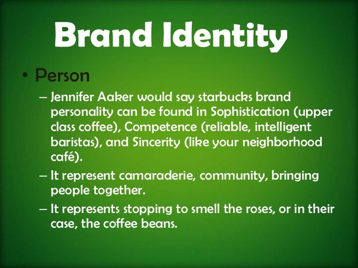 Starbucks Personality Drink