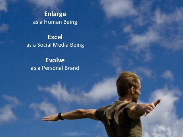 1Copyright © 2013 Dr. Amit Nagpal All rights reserved. 1 Enlarge as a Human Being Excel as a Social Media Being Evolve as ...