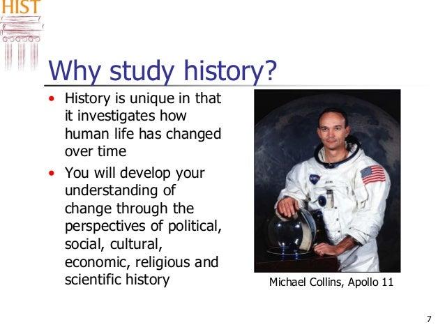 Why Study History - SlideShare