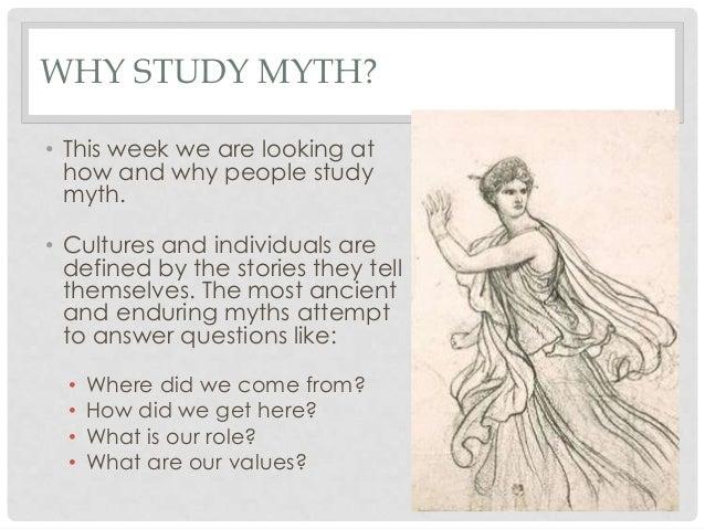The Importance of Mythology - davidkabraham.com
