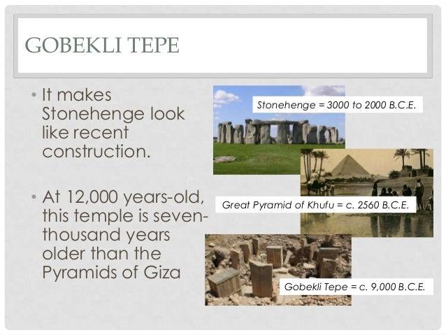 Response To An Archaeologist At Göbekli Tepe