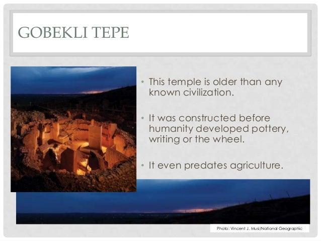 Göbekli Tepe: Discovering the World's Oldest Religious Site