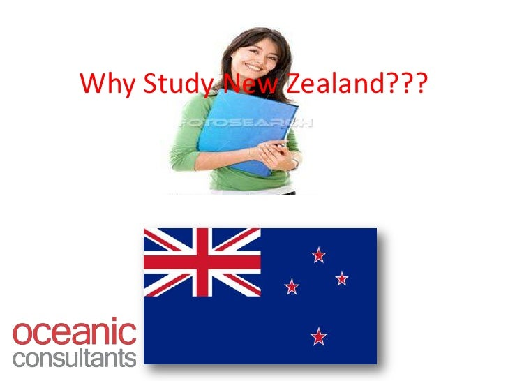 Why Study New Zealand???<br />