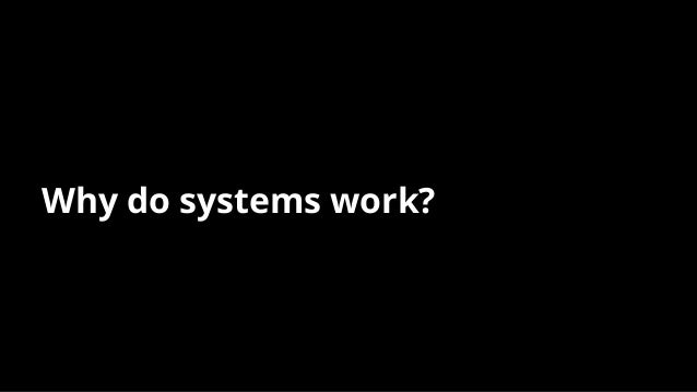 Limits to self organising systems of