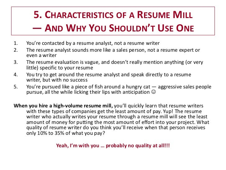 positive attributes on resume