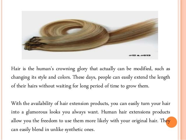 Why You Should Test Human Hair Extensions